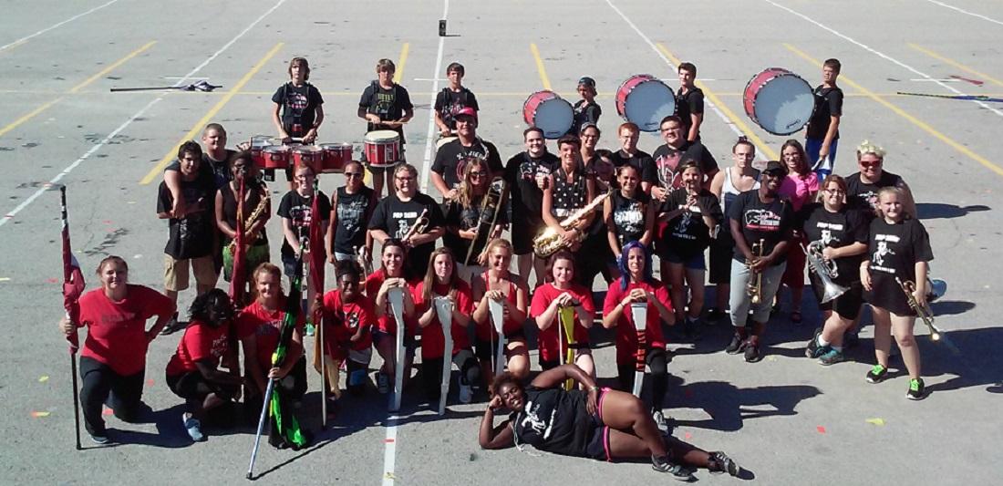 Parent Day Band Camp 2015