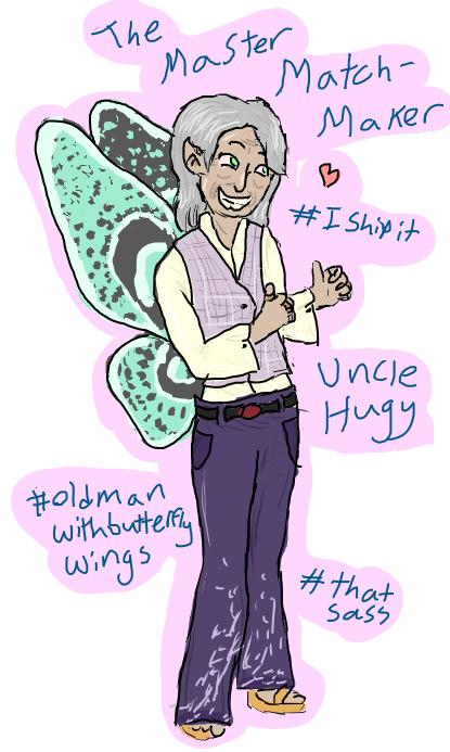 Uncle Hugy (old art)