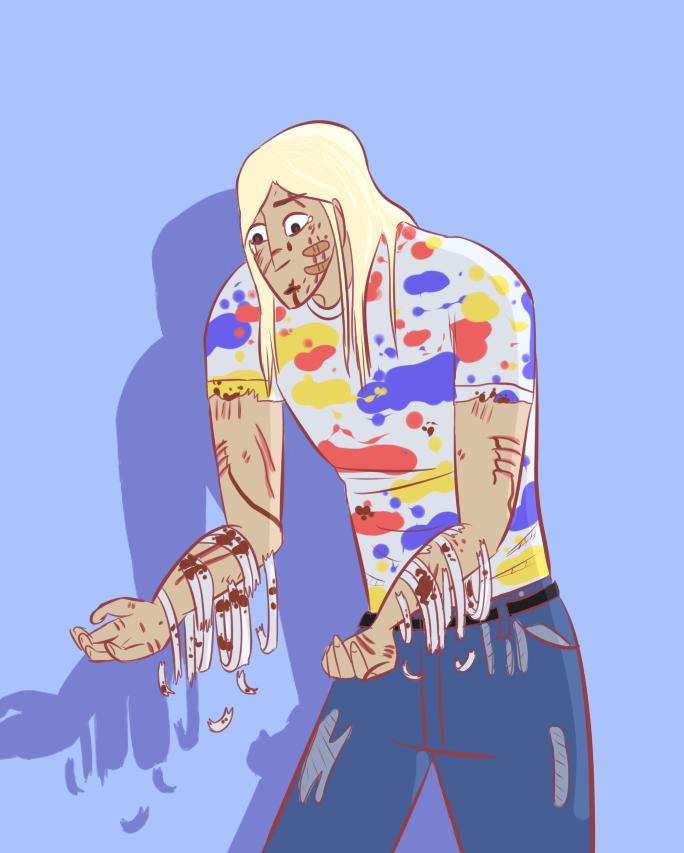 Goretober 27- Bandages