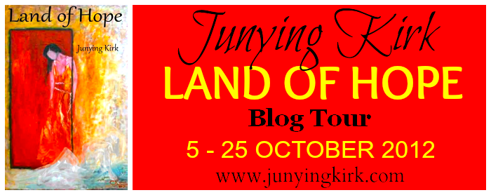 Junying's Blog Tour Graphic