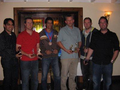 All trophy winners