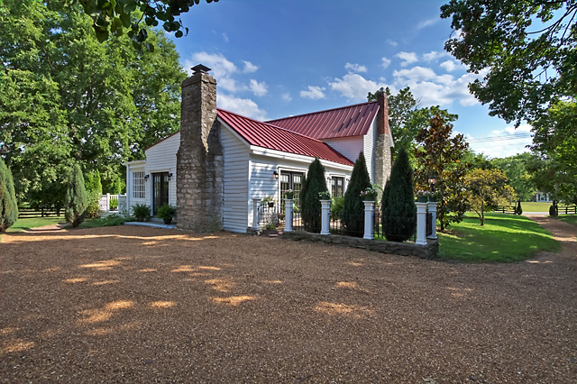 Mulberry Hill - The Ellis House