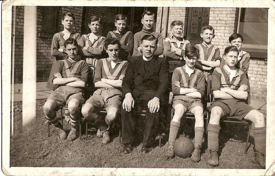 Marist college football team 1948