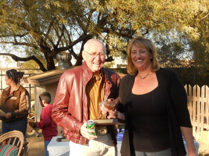 Dr. Richard McDonald and Mary Ann  Page