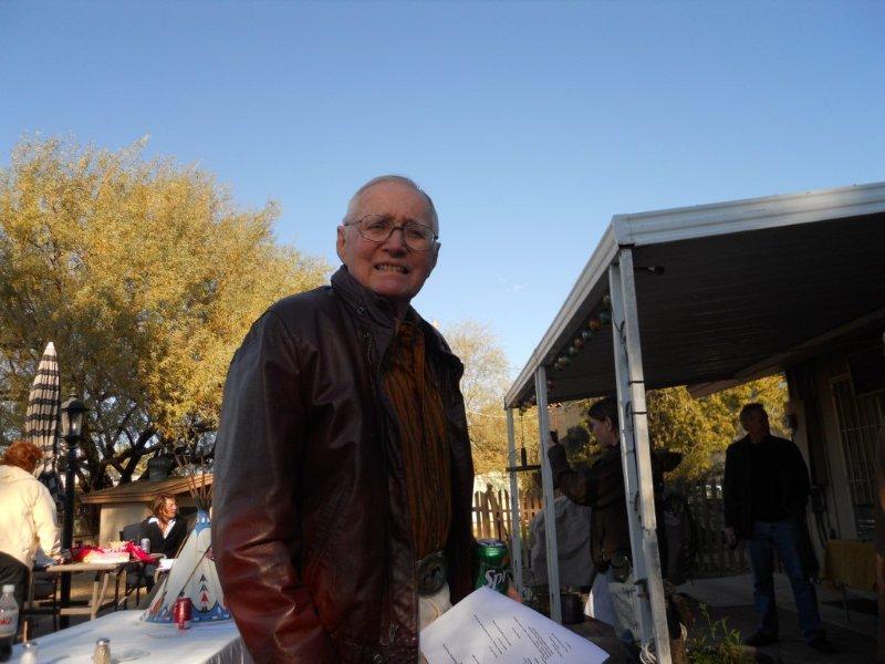 Dr. Richard McDonald