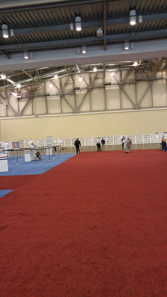 Exhibitors Area
