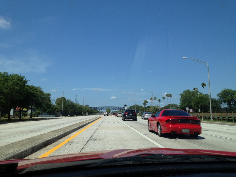 Bridge from Ray-J to Steinbrenner Field