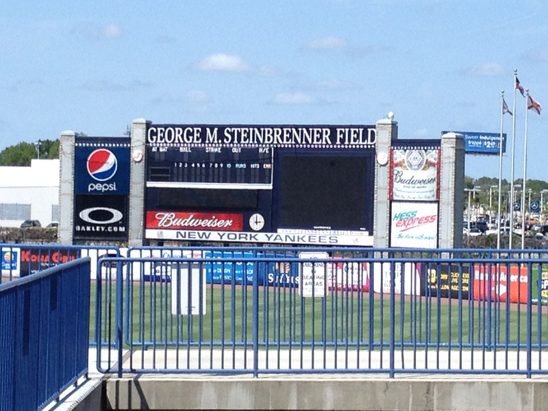 Scoreboard Close-up
