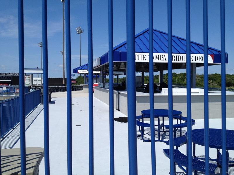 RF Patio Bar