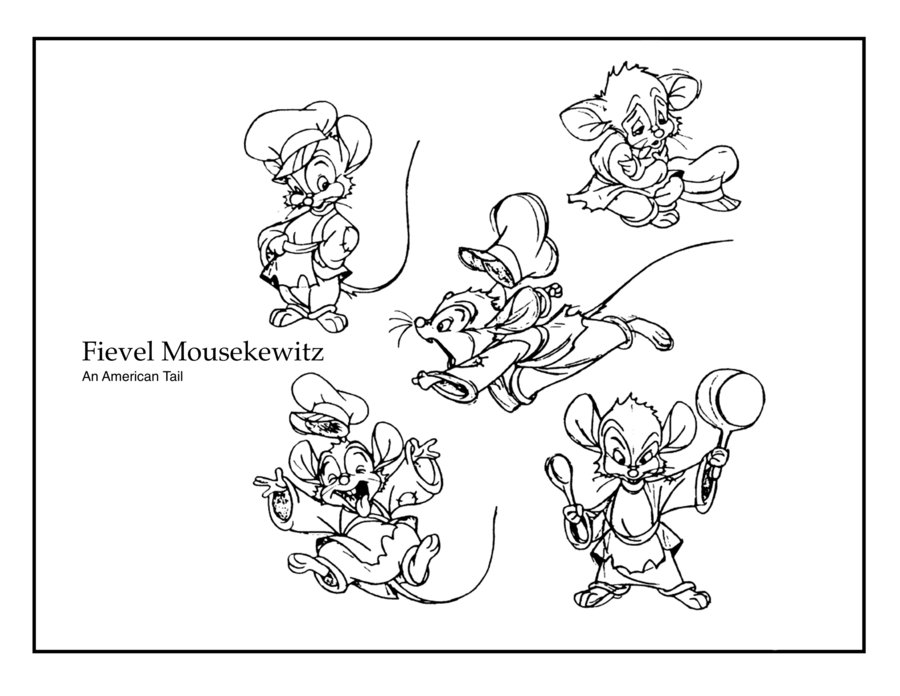Fievel Layouts
