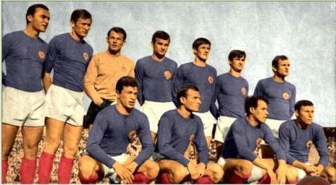 Jugoslavija 1968