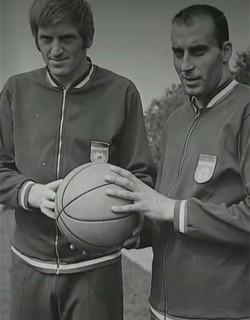 Radivoje Korac & Ivo Daneu