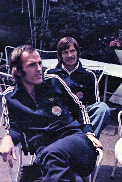 Brane Oblak i Enver Maric 1974