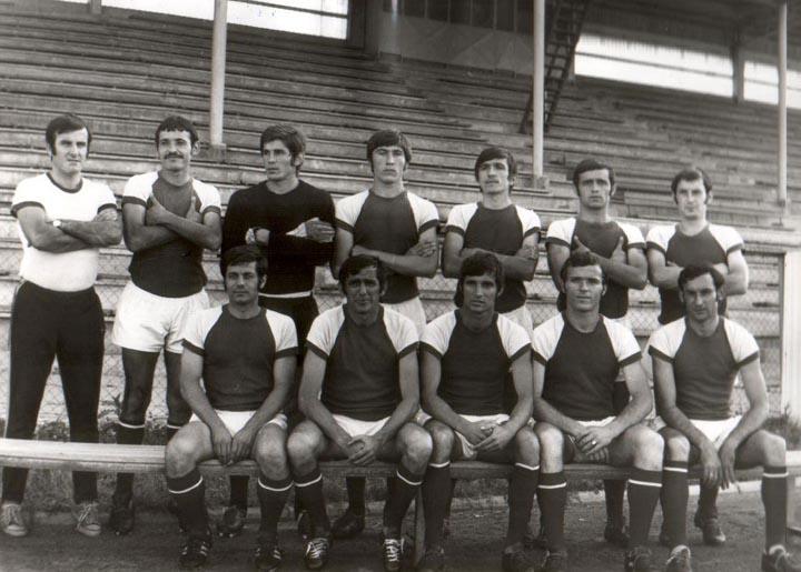 FK Proleter Zrenjanin 1970-71