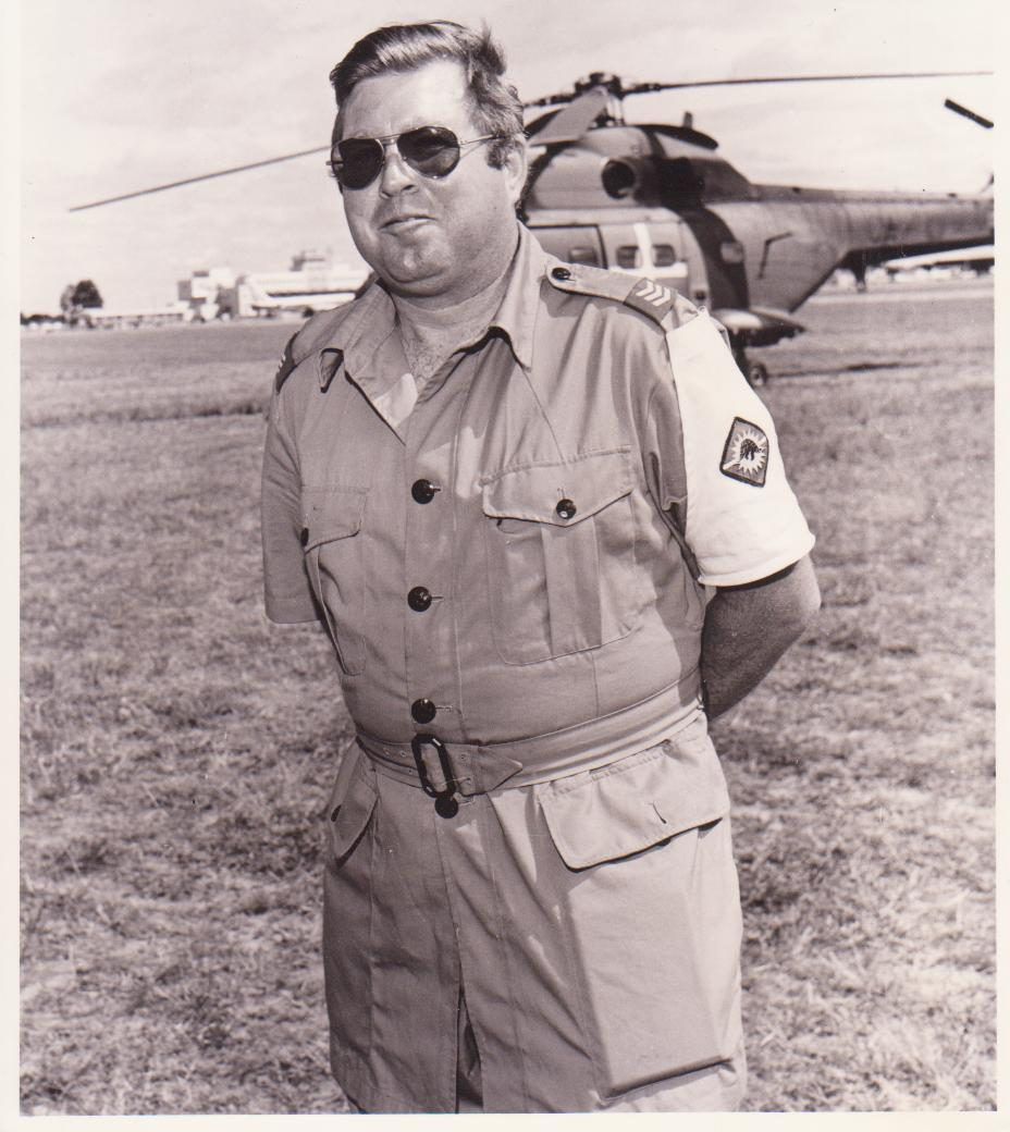 Rhodesia Monitoring Force