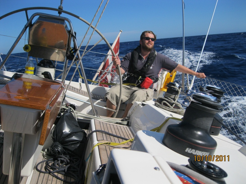 Wonderful Sailing Conditions