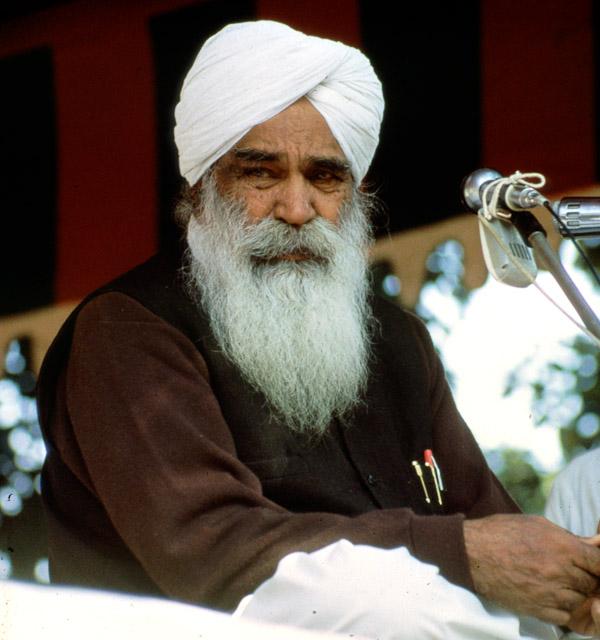 Maharaj Charan Singh ji Family Kirpal Singh ji Maharaj