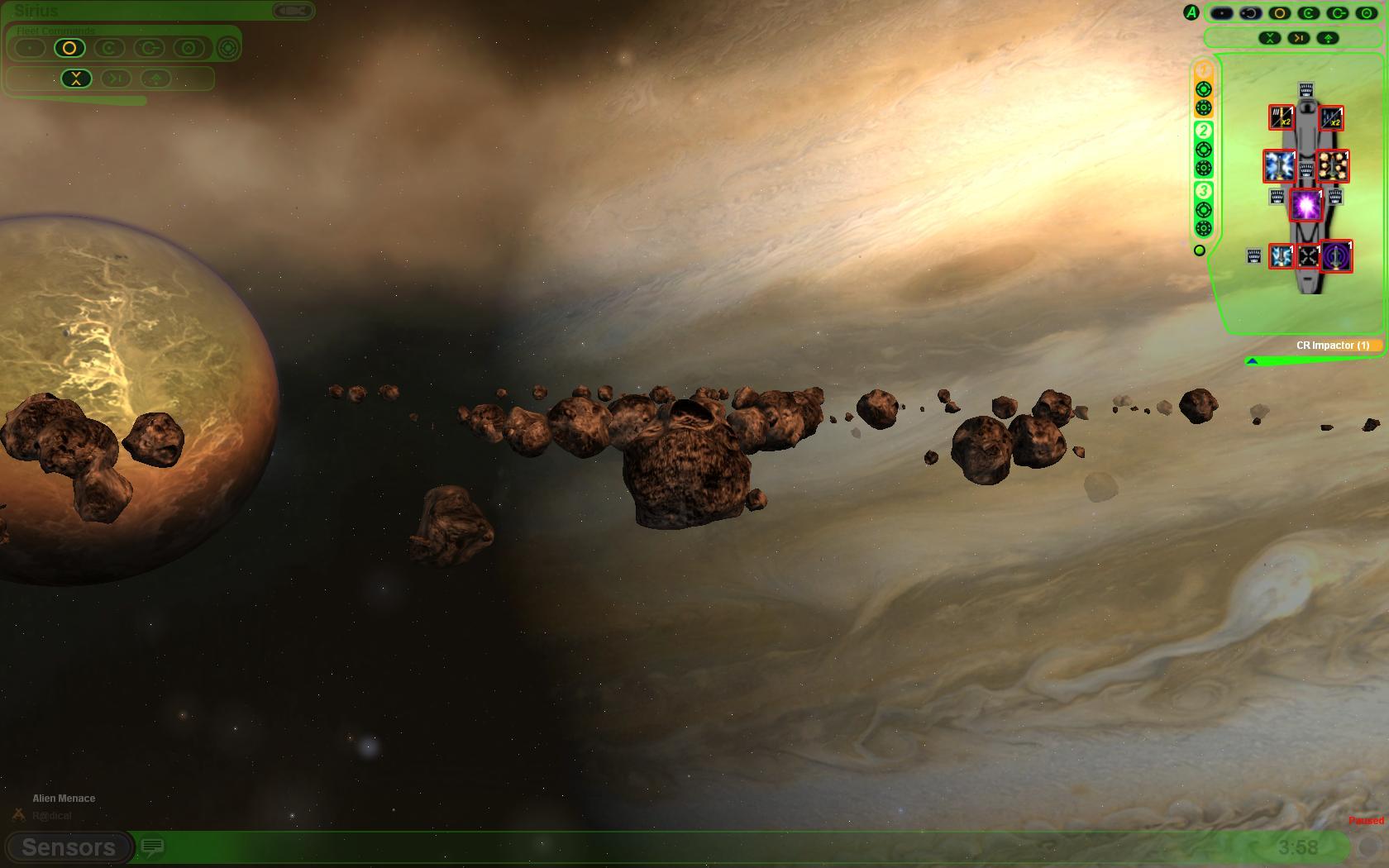 Hi-res Skybox/Planets/Solar Systems mod - Kerberos Productions