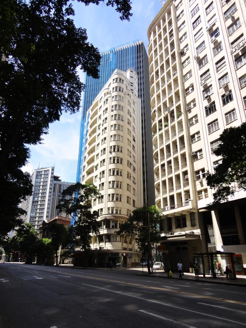 Rio de Janeiro, centar
