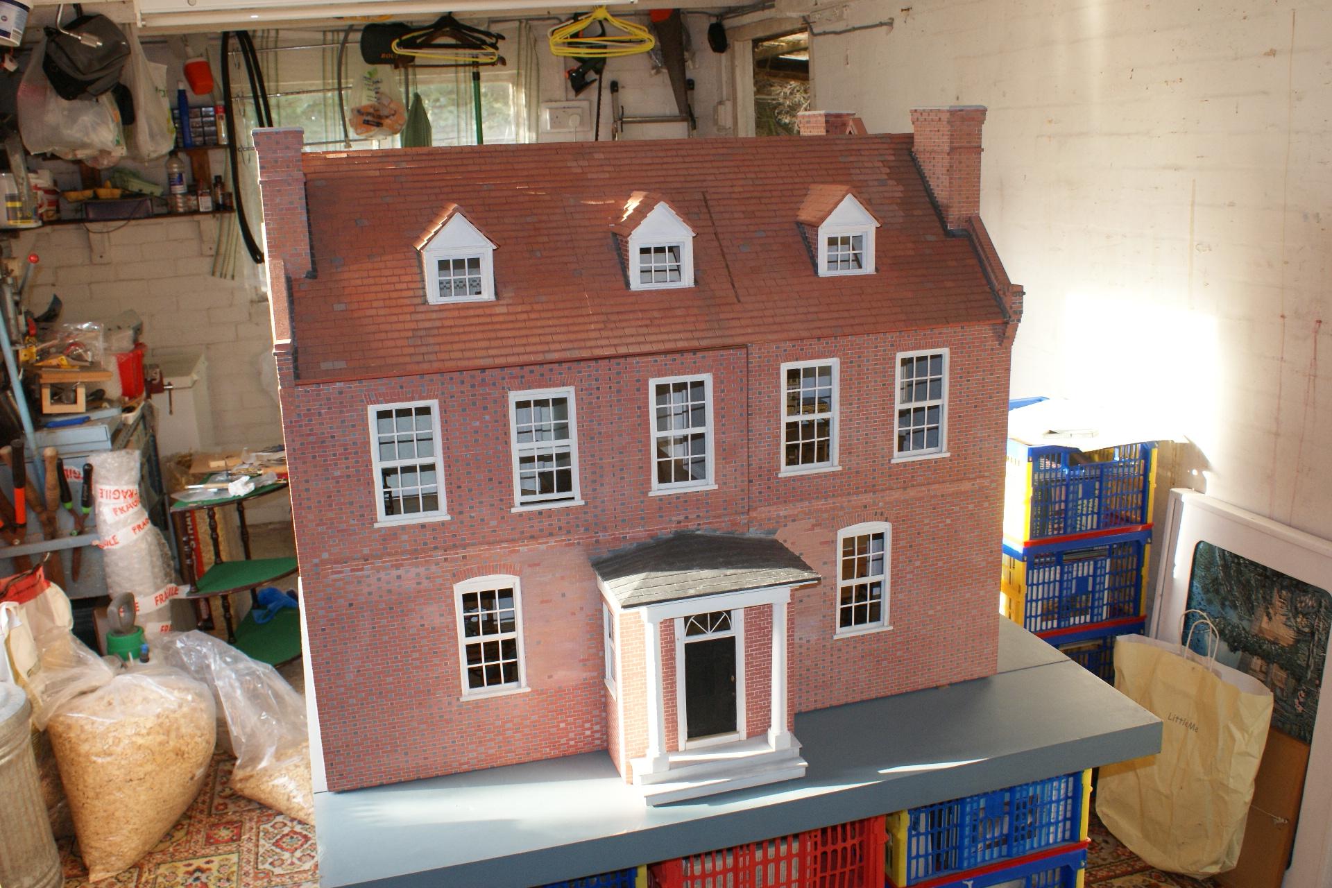 Dolls House = realizzato a mano targa