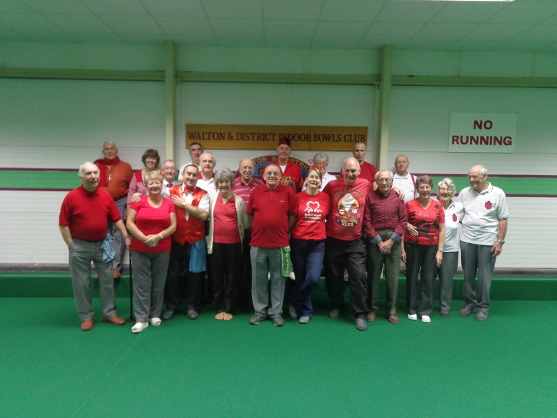 Group photo, well done Friday morning Bowlers