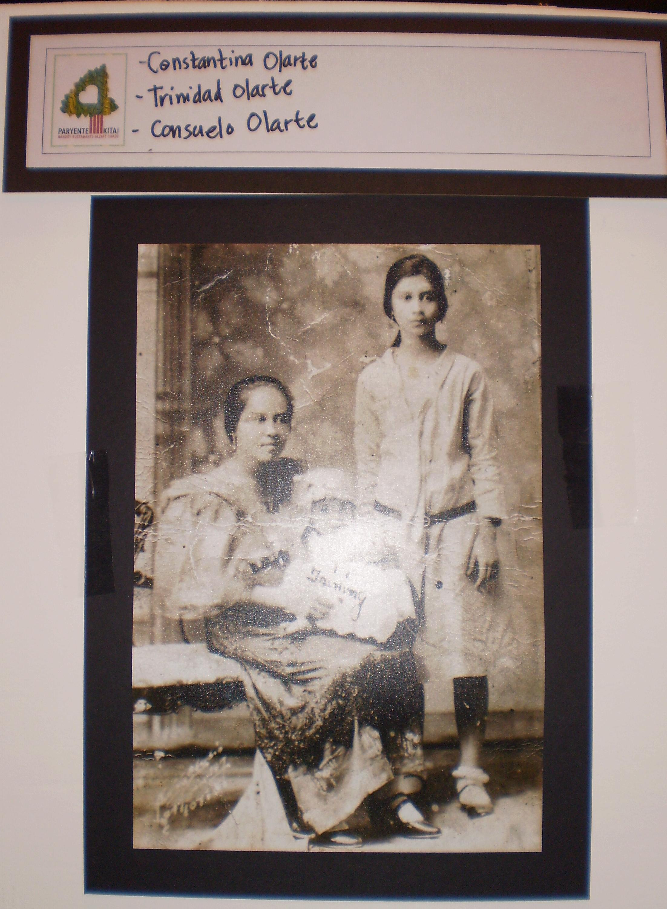 Descendants of Gabriel Bangoy