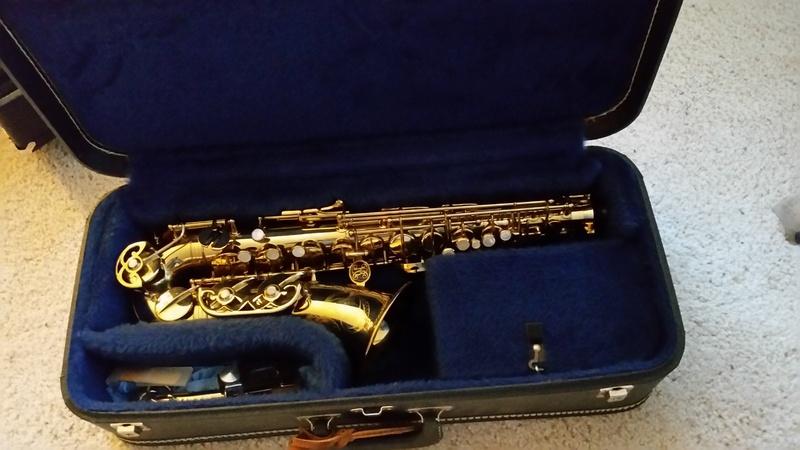 Buffet Crampon Saxophone