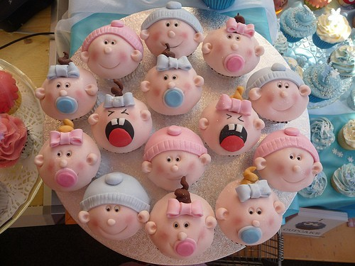 baby shower cupcakes divina cakes
