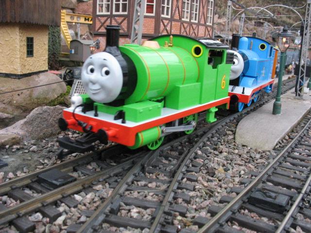 Percy + Thomas