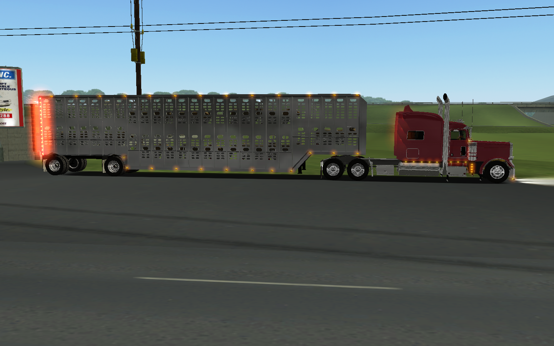 18 wheels haulin: