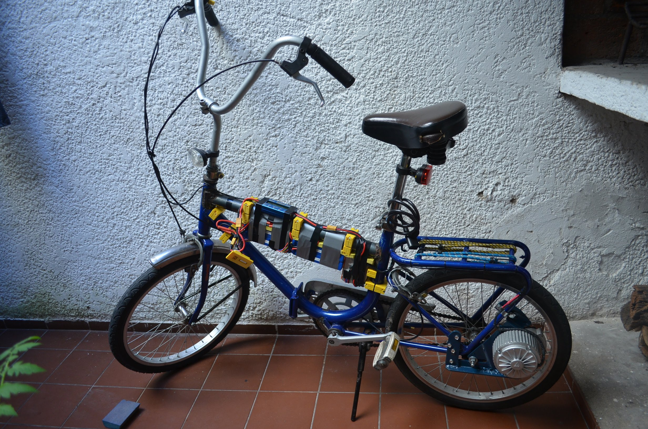 Great bike of Eduardo from Uruguay.