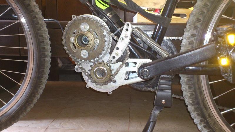 450W brushless motor kit