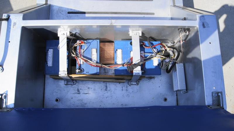 950W motor kit
