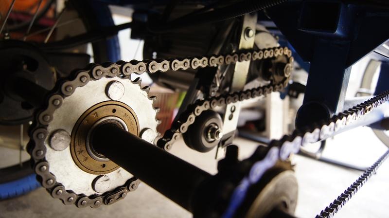 950W motor kit (update)