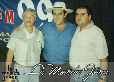 FERNANDO,MARIO CHEKER Y EL CHAQUEÑO