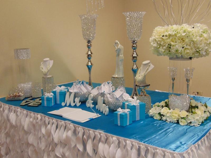Tiffany And Company Theme Wedding