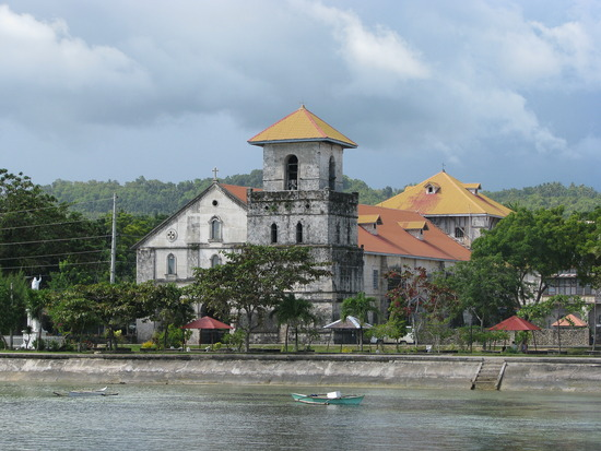 Immaculate Conception Parish, Poblacion, Baclayon, Bohol, 6301, Philippines