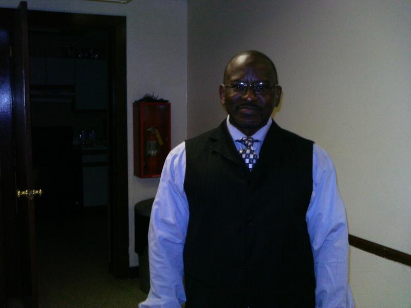 Pastor Charles Clayton