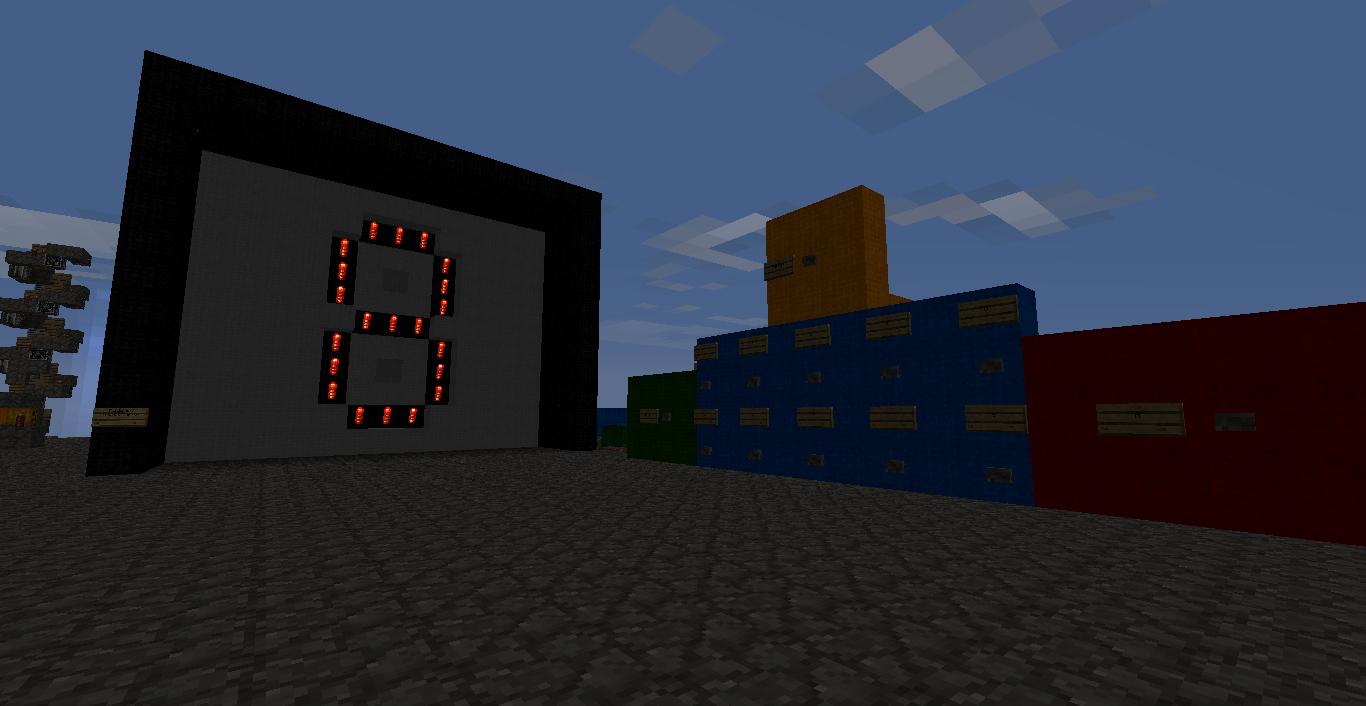 7-segment display