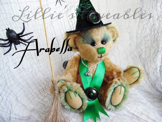 Arabella Trottermuncher