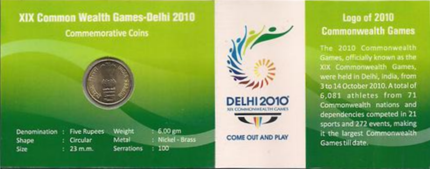 Commonwealth Games - Obverse
