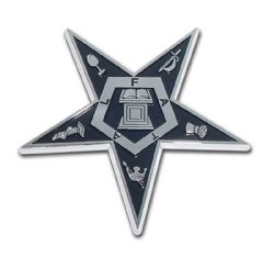 Order of Eastern Star Emblem