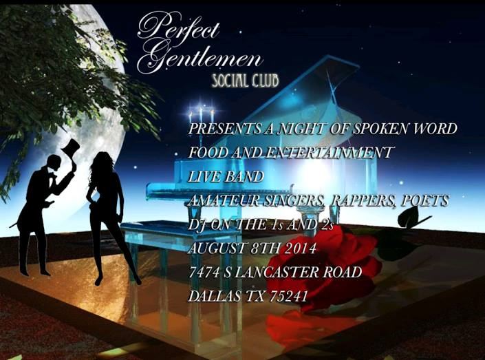 Perfect Gentlemen Social Club Presents