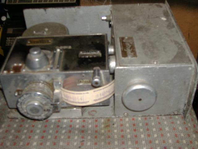 Motor drive unit.