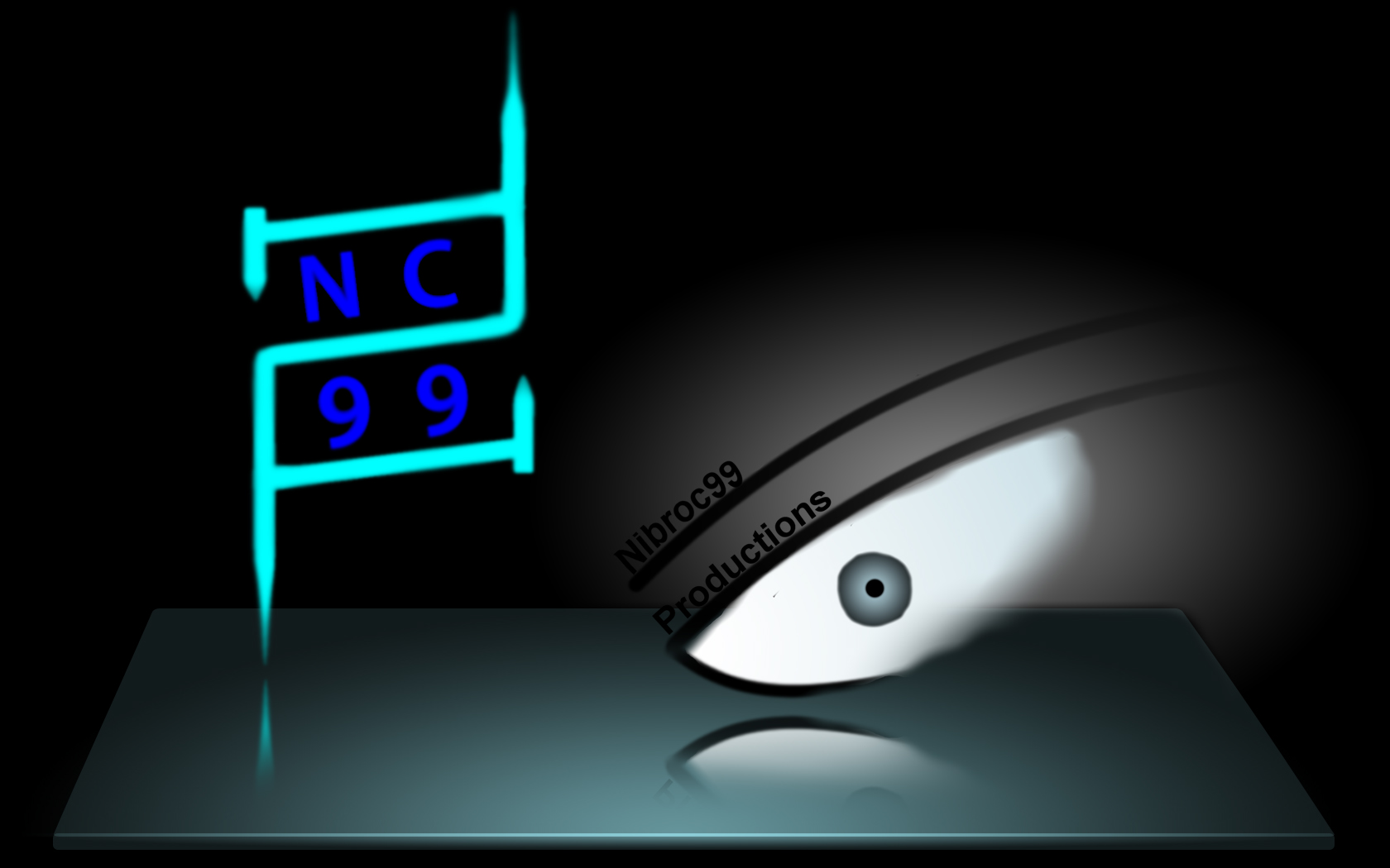NC99 and Nibroc99 Productions Logo