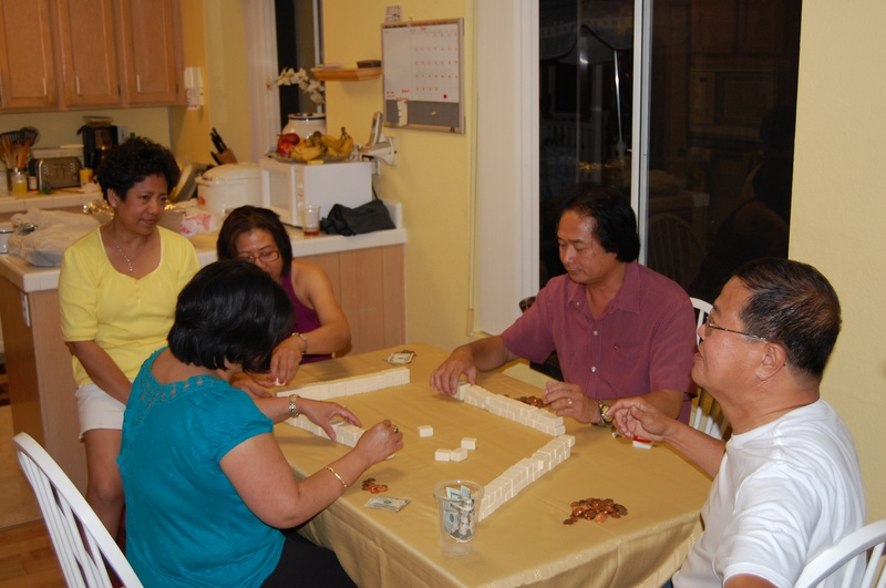 After dinner activity