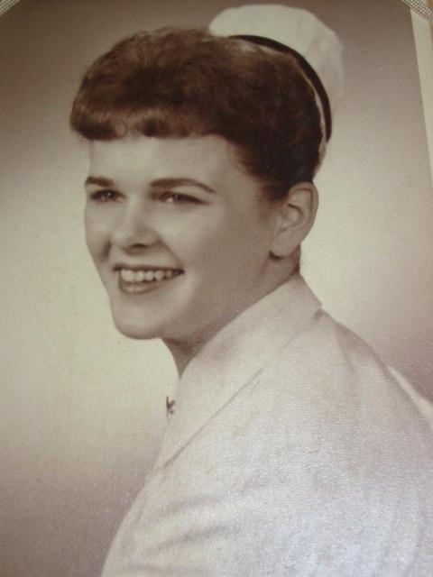 2nd Lt. Barbara Kuczynski, USAF