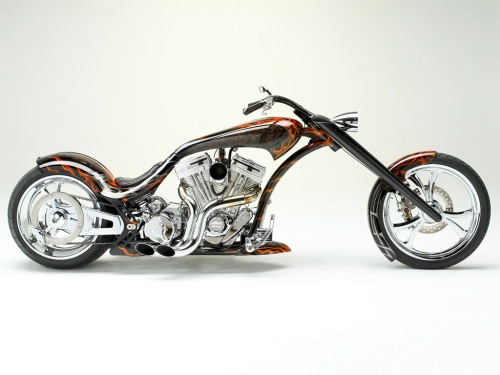 this is new undertaker bike of 2010Undertaker Bikes Images