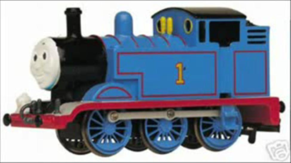 a photo shopped thomas