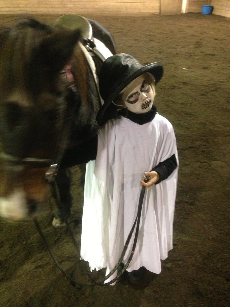 Sally- Scariest Costume Award